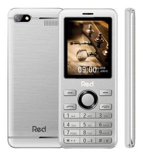 Celular Red Mobile Prime 2.4 M012f - Prata