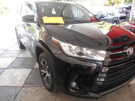 Toyota Highlander 3.5 Limited 2017