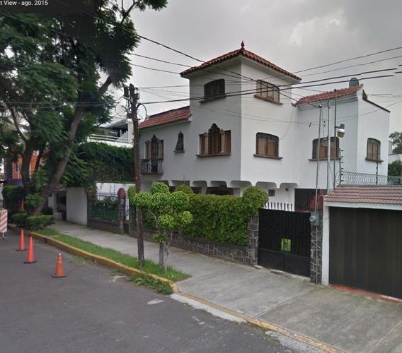Hermosa Casa Country Club 76, Col Churubusco Coyoacán,