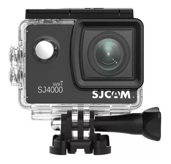 Câmera Filmadora Original Sjcam Sj4000 Hd Prova D