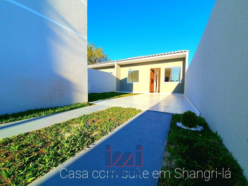 Imagem 1 de 15 de Casa Nova 02 Quartos Shangri-lá Pontal Do Paraná - 251sh-1