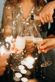 Espumante Champagne Extra Brut