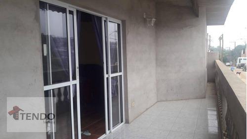 Imagem 1 de 26 de Casa 500 M² - Venda - 2 Dormitórios - 2 Suítes - Jardim Ana Rosa (palmeiras) - Suzano/sp - Ca0252