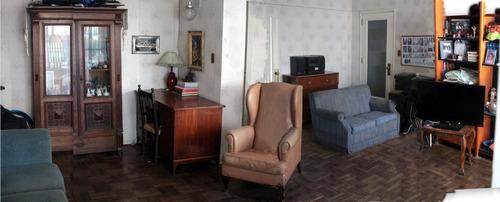 Apartamento Céntrico, Dos Dormitorios Y Servicio