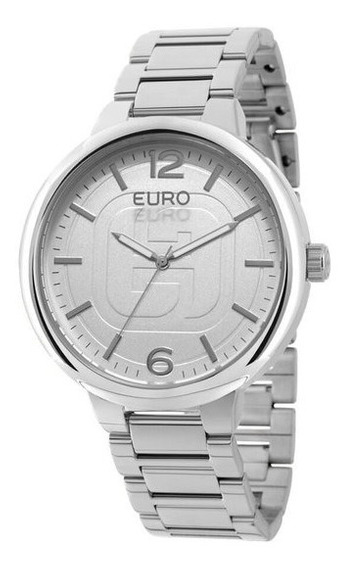 Relógio Euro Feminino Eu2036lyu/k3k - Prata