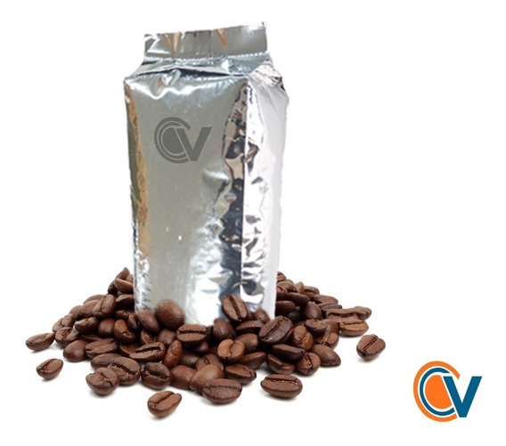 Bolsa De Café En Grano Para Vending De Café (1kg)