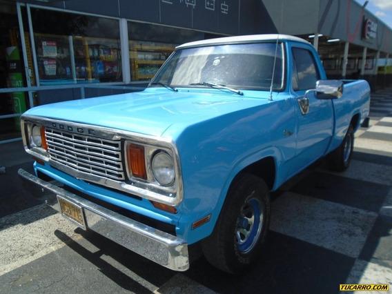 Dodge D-100 D100