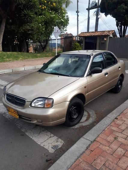 Chevrolet Esteem Modelo 2000 C.c.1300
