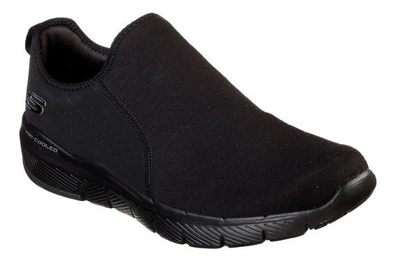 Zapatillas Skechers Flex Advantage 3.0 Baywynne Hombre