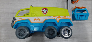 Paw Patrol Terrain Vehiculo Terreno Selva Jungla Jungle