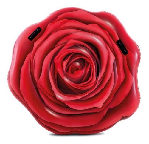 Imagen 1 de 7 de Inflable Para Pileta  Rosa Intex