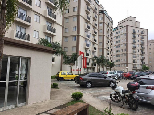 Imagem 1 de 13 de Apartamento Com 2 Dormitórios À Venda, 60 M² Por R$ 260.000,80 - Jaraguá - São Paulo/sp - Ap0207
