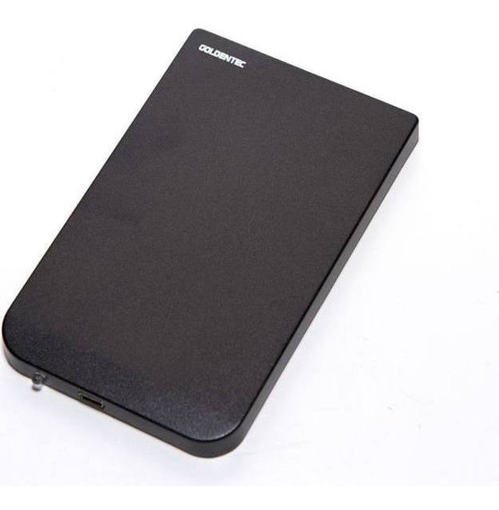 Case Externa Goldentec Para Hd De Notebook