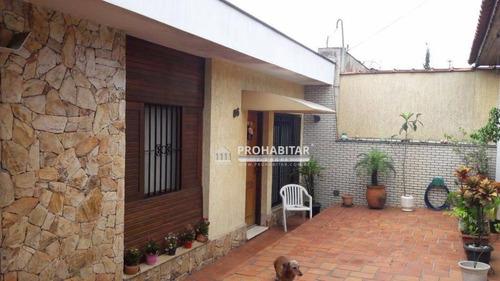 Casa Com 2 Dormitórios À Venda, 107 M² Por R$ 615.000,00 - Cidade Dutra - São Paulo/sp - Ca2311