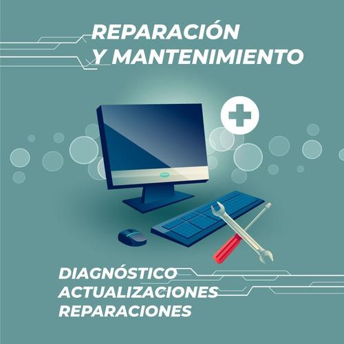 Servicio Técnico, Reparación Y Mantenimiento Pc Y Notebooks