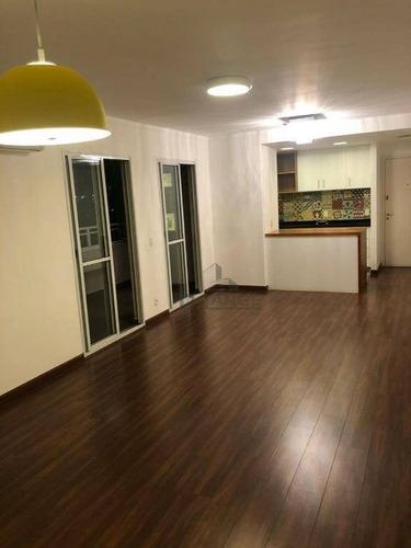 Imagem 1 de 28 de Apartamento Com 2 Dormitórios À Venda, 80 M² Por R$ 650.000,00 - Mansões Santo Antônio - Campinas/sp - Ap19435