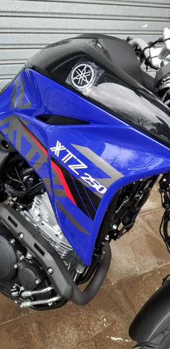Moto Yamaha Xtz 250 Abs 0km 2020 Domotos