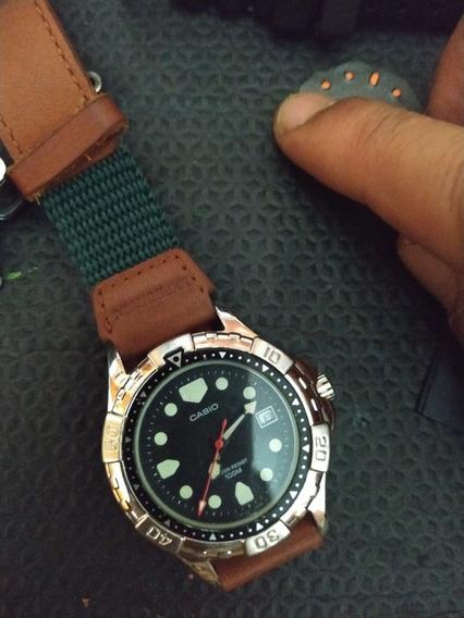 Casio Md 518 Diver Raro