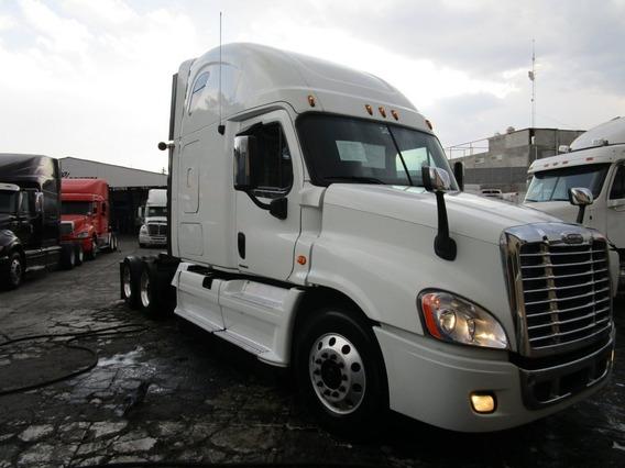 Tractocamion Freightliner Cascadia Importado Modelo 2010