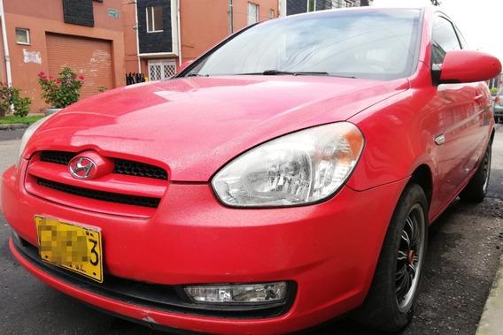 Hyundai Accent Web Ii 1.4 2009