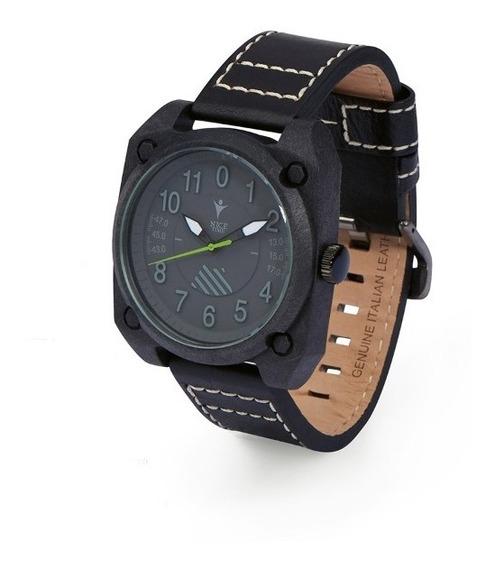 Reloj Nice De Fibra De Carbono