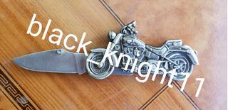 Navaja Motocicleta Choper 2g Harley Biker Moto Daga Espada