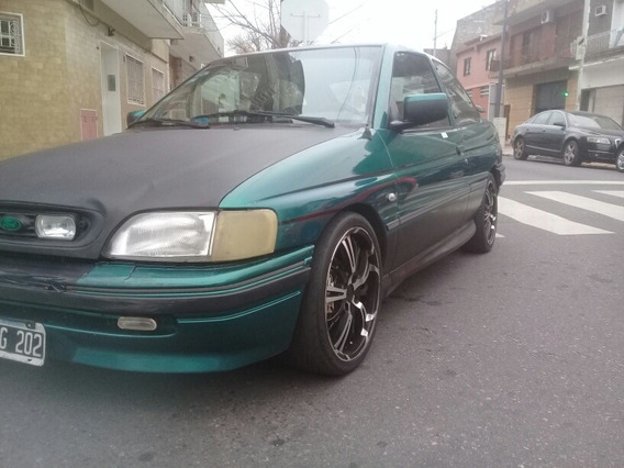 Ford Escort 1.8 Coupe Si 1997