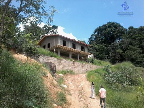 Casa  Residencial À Venda, Parque Nova Suiça, Valinhos. - Ca1379