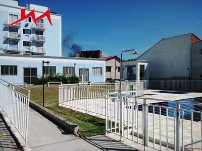 Apartamento Para Venda, 3 Dormitórios, Rocha - São Gonçalo - 275
