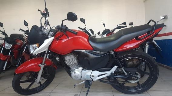 Honda Cg 150 Titan Ex 2013-2013 Financio E Troco