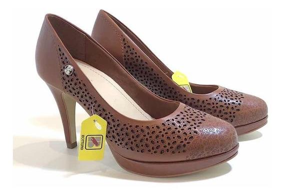 Sapato Bottero Salto Alto Coleção Verão 2019 Número 35