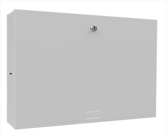 Rack Onix Hd 8000 16 Canais Vertical Balun Rj45 E Fonte 15a