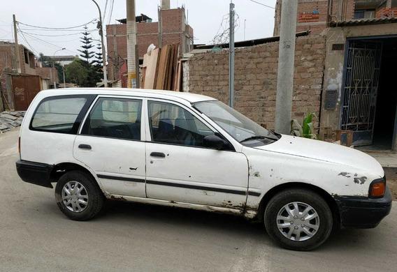 Remato Nissan Ad Wagon 1998