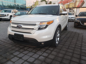 Ford Explorer 4.0 Limited V6 Sync 4x2 Mt