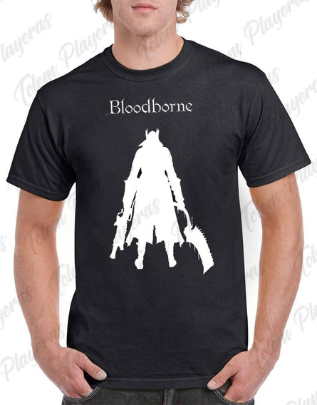 Playera Bloodborne