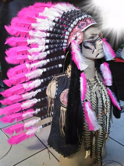 Cocar Indigena Personalizados!
