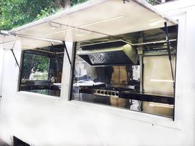 Food Truck Iveco Camion Gastronómico Dual Gas Y Electrico