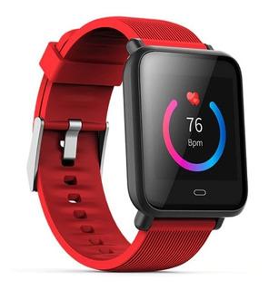 Relógio Inteligente Smartwatch Afere Pressão E Batimentos