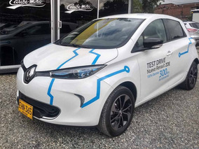 Renault Zoe Ultimate Bose Blanco Nacarado 2019 Ehn365