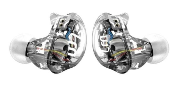 Trn V10 8 Drives Sem Microfone + Case ( Retorno , Ponto )