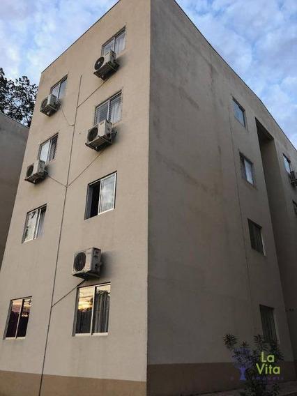 Apartamento Com 2 Quartos À Venda, 55 M² Por R$ 169.000 - Velha - Blumenau/sc - Ap0892