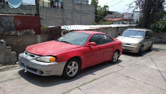 Pontiac Grand Am 2000 Gt Sedan Cd Mt