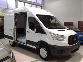 Nueva Ford Transit Furgon Medio 2.2 Tdci Año 2017 - Davila -