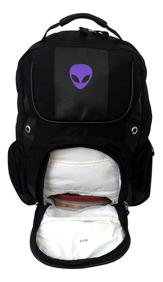 Mochila Feminina Térmica Alien Purple Authentic