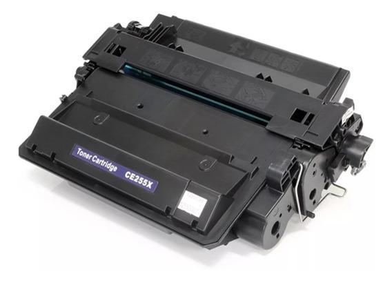 Toner Compativel Ce255x 55x P3015 P3010 M521 12,5k Novo