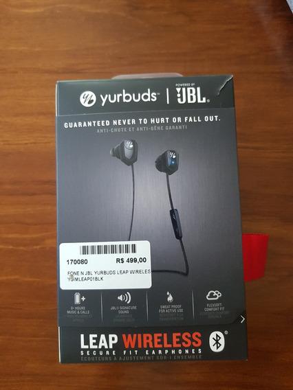 Fone De Ouvido Jbl Yurbuds Leap Wireless Bluetooth