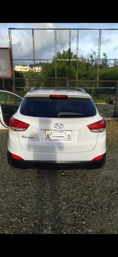 Hyundai Tucson. Ix35 2.0 T/a.