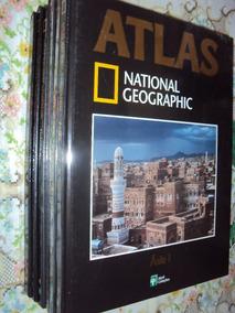 Atlas: National Geographic 7 Volumes (sebo Amigo)