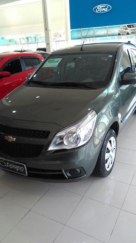 Chevrolet Agile 1.4 Lt 5p 2011 Unico Dono