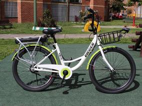 Bicicleta Eléctrica Bogota 2 Puestos, Litio, Varios Modelos